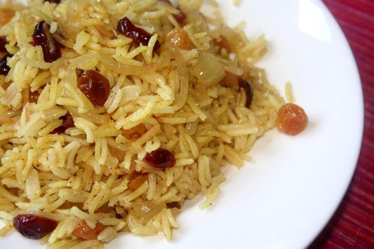 אורז חגיגי לראש השנה - צילום: שפרה נחום