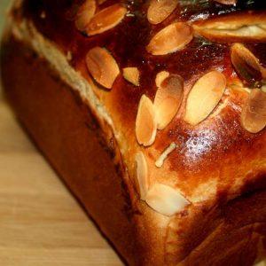 לחם דבש ותפוחים