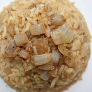 אורז עם עדשים כתומות - צילום: שפרה נחום