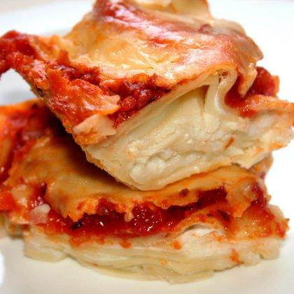 לזניה גבינות קלה להכנה