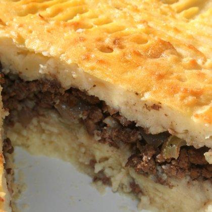 פסטל – פשטידת בשר ותפוחי אדמה