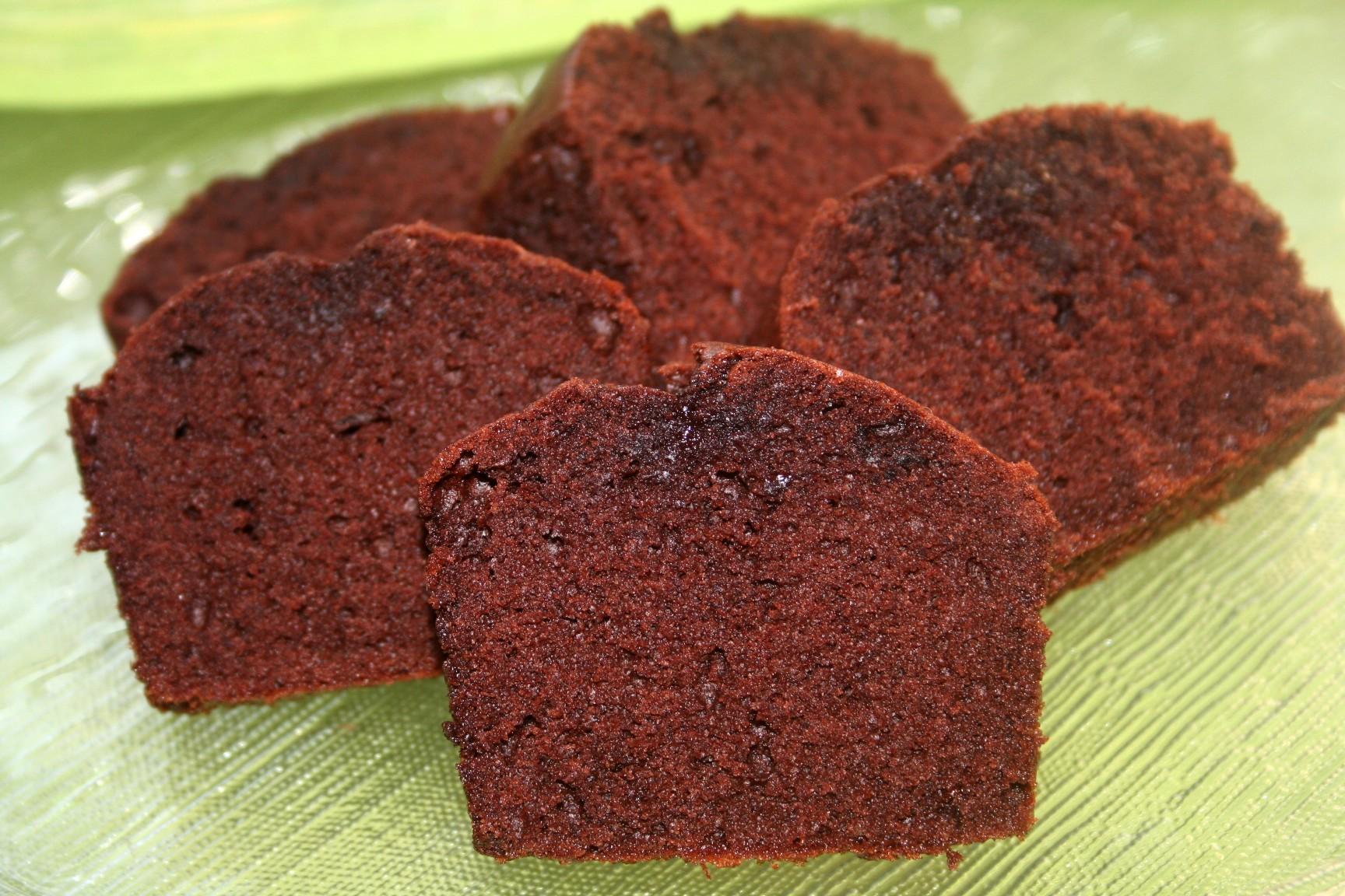 עוגת שוקולד ויוגורט
