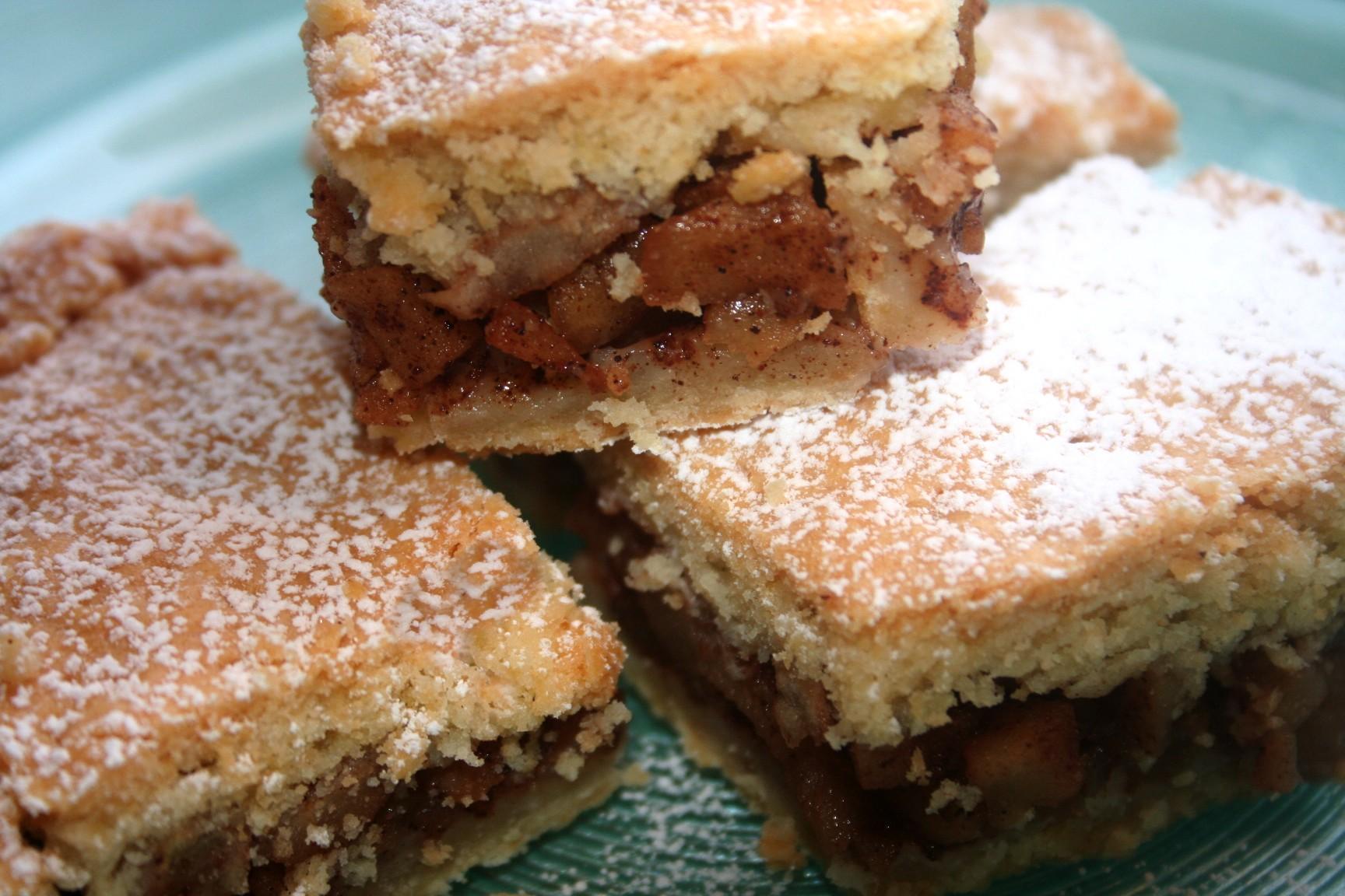 עוגת סנדוויץ תפוחים