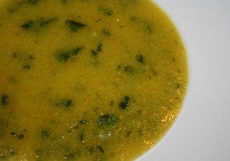 לחשו – מרק סולת מרוקאי