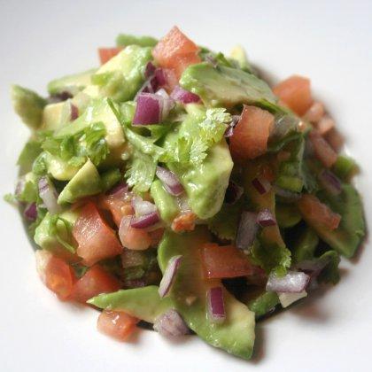 גוואקמולי – סלט אבוקדו מקסיקני