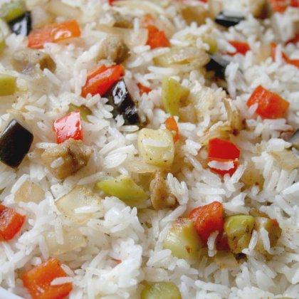 אורז בסגנון מזרחי