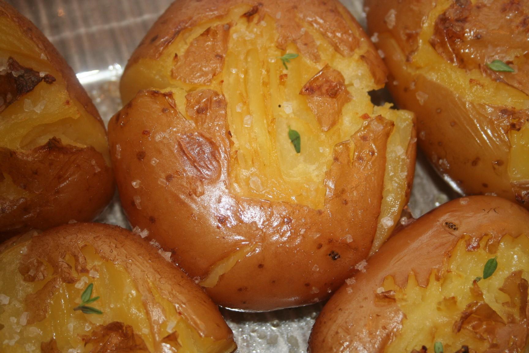 מקבץ מתכוני תפוחי אדמה