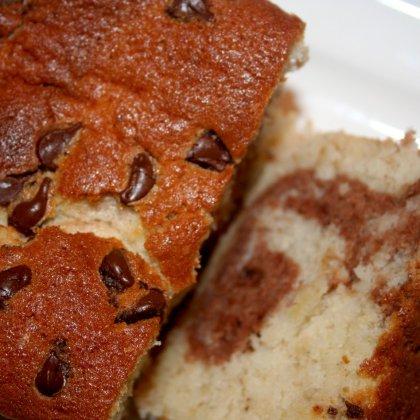 עוגת שוקו בננה