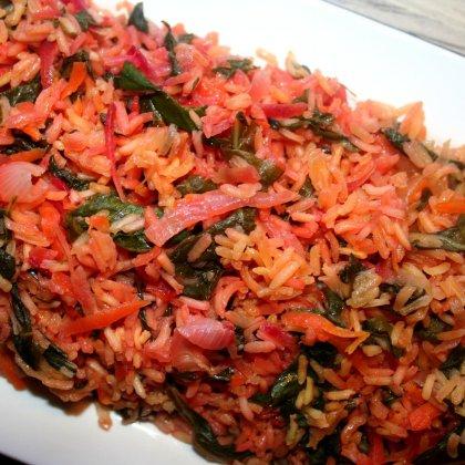 סולטנייה – אורז הקיסרית