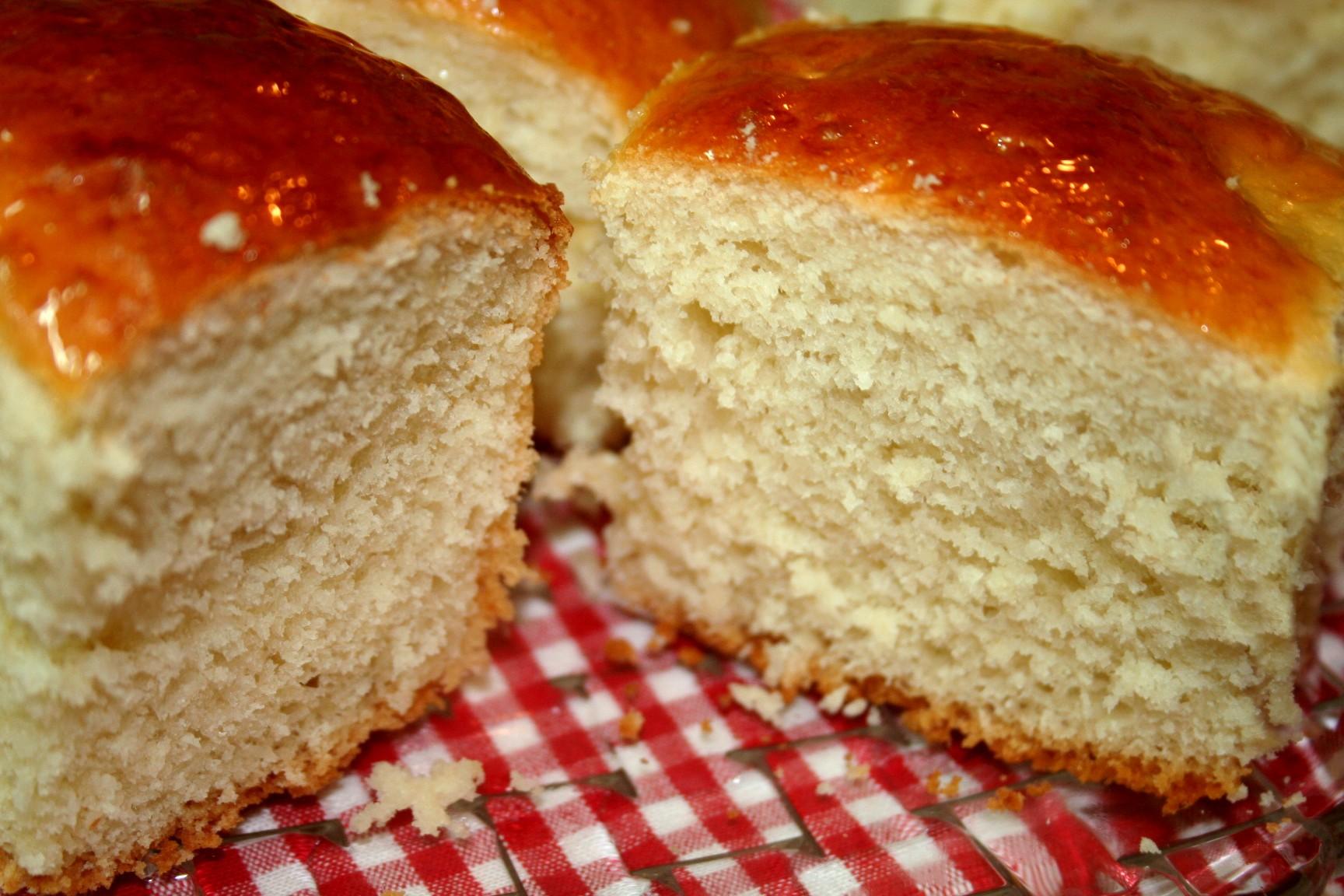 בולקי – לחמניות מתוקות