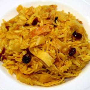 אורז ואטריות רחבות - צילום: שפרה נחום