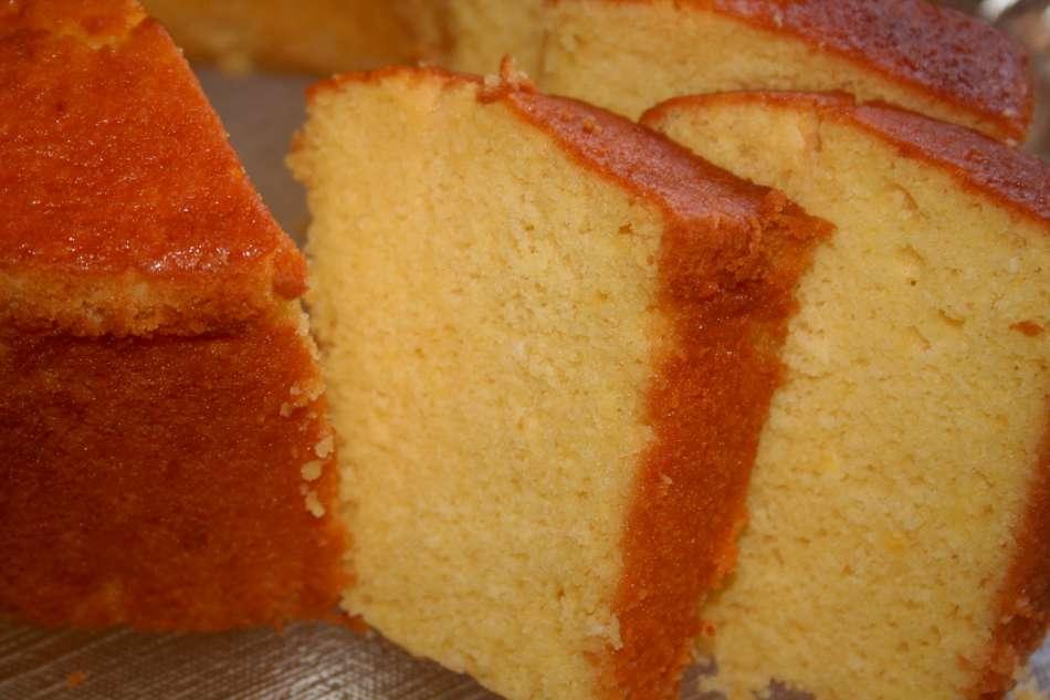 עוגת תפוזים מעלפת!
