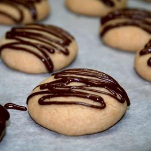 עוגיות נוגט נימוחות ללא ביצים, ללא מרגרינה, מינימום מרכיבים וטעים טעים!