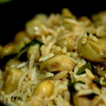 אורז עם פול / פולייה בג