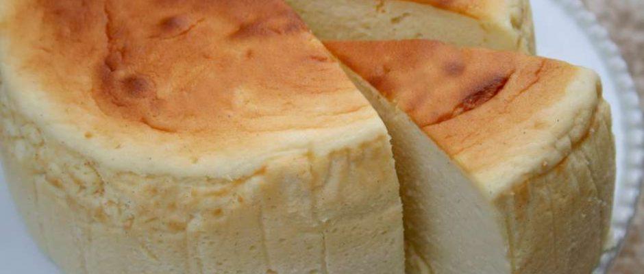 עוגת גבינה בסיר של ג'חנון - צילום: שפרה נחום