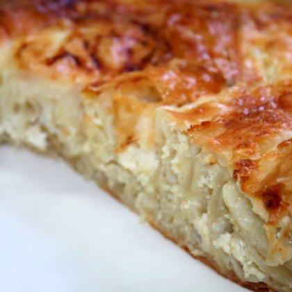 בניצה במילוי גבינה בולגרית