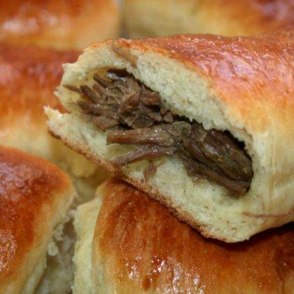 מאפה במילוי בשר אסאדו