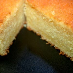 עוגת תפוז בחושה חלבית