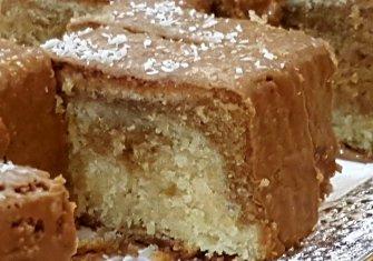 עוגת שיש לוטוס