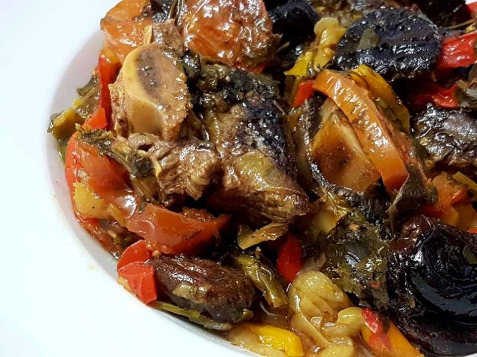 בוגלמה – תבשיל בשר וירקות מהמטבח הטורקי