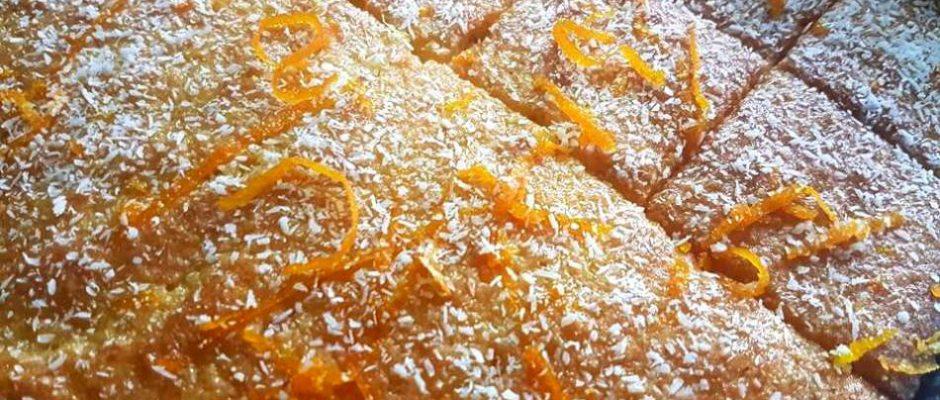 ארומה קייק פולנטה תפוז כשרה לפסח מ ע ל פ ת !