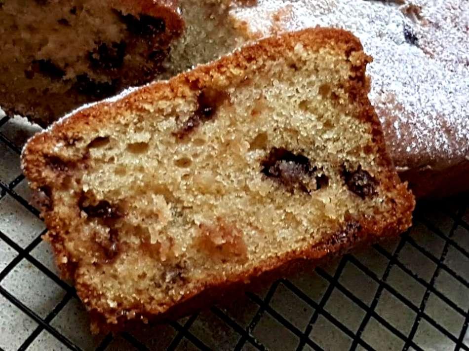 עוגה בחושה – פרלינה ושוקולד חלב
