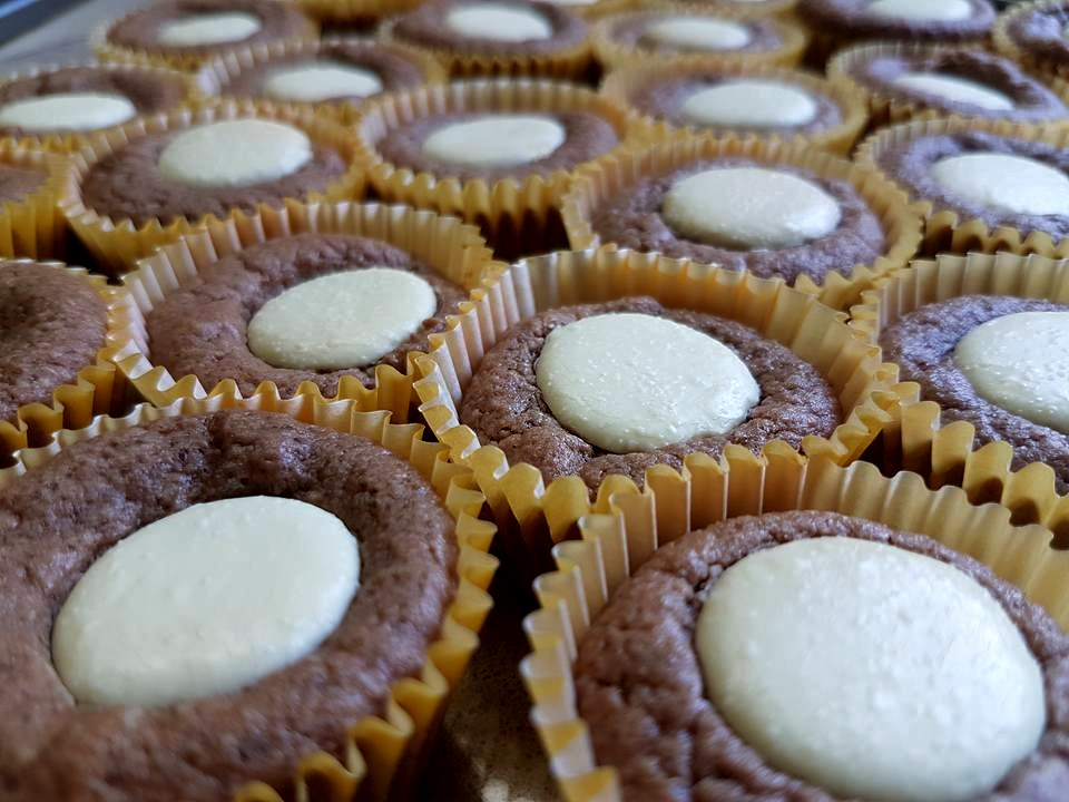 פיננסייר שקדים ושוקולדים