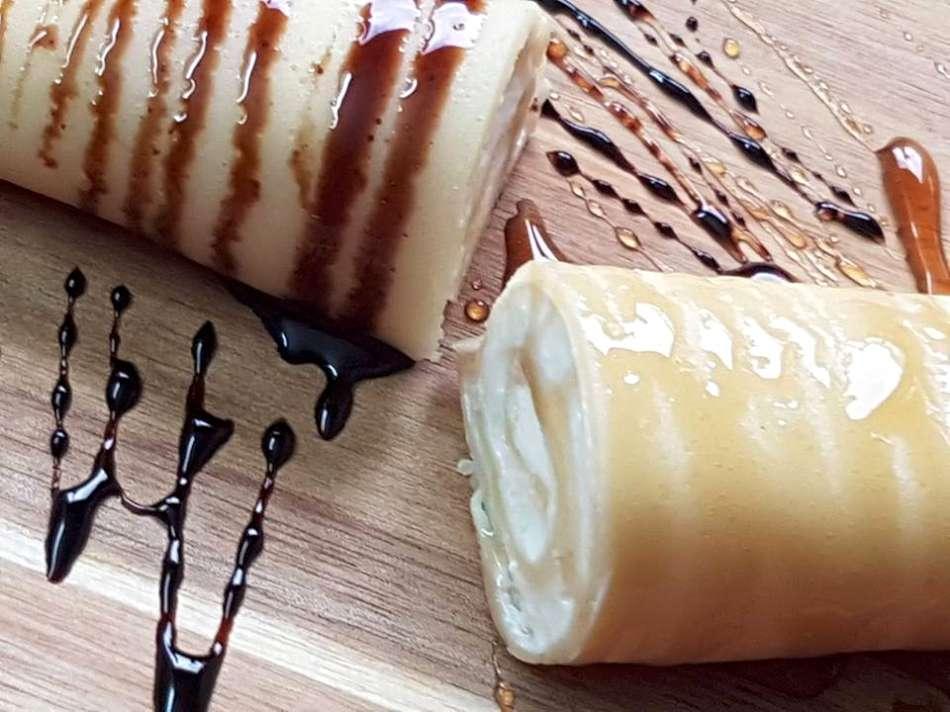 בלינצ'ס קלאסי במילוי גבינה מתוקה