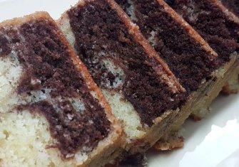 עוגת חלבה שוקולדית בחושה