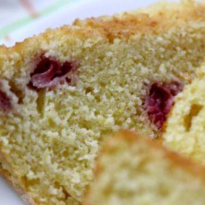 עוגת תות ויוגורט בחושה