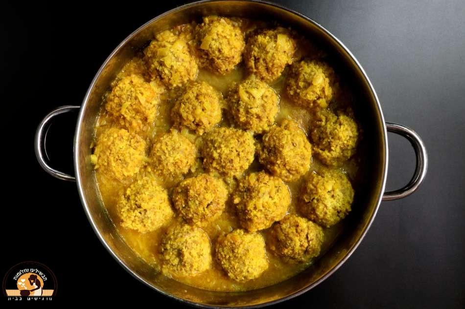 שפטה - קציצות בשר ובורגול מהמטבח הכורדי