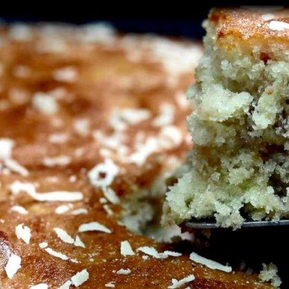 עוגה בחושה עם ריבת תות