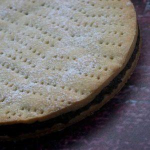 עוגת סנדוויץ פרג