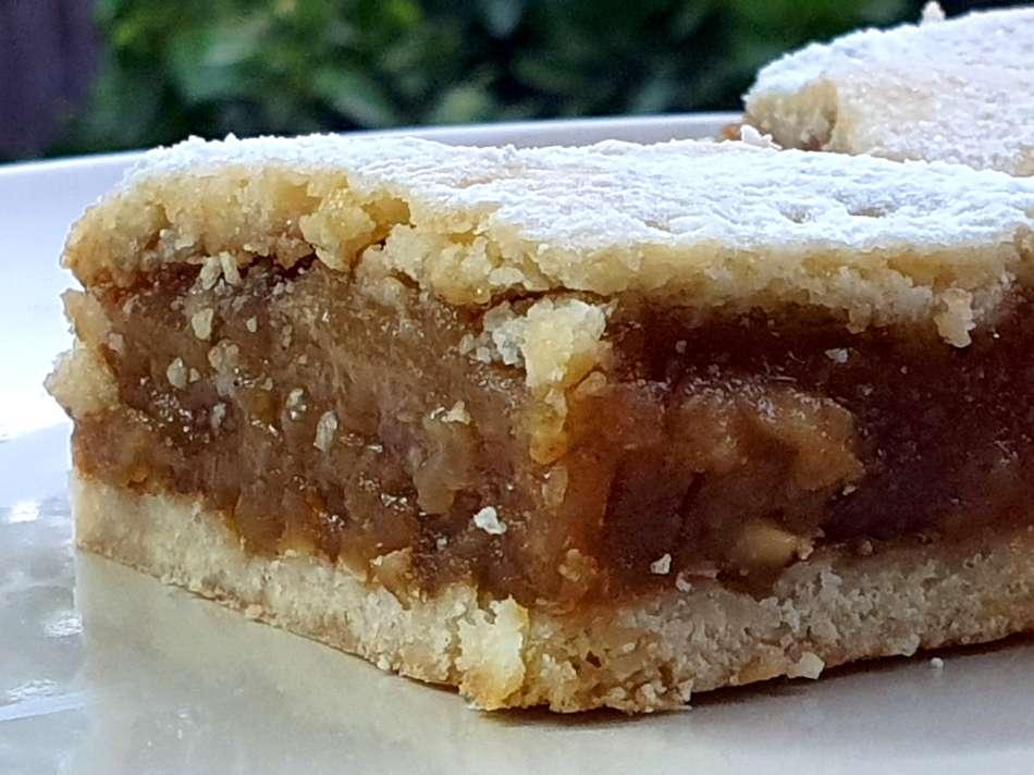 עוגת תפוחים הונגרית