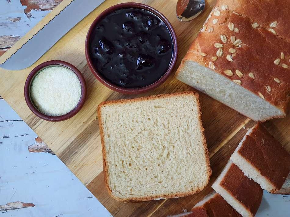 לחם קסטן - צילום: שפרה נחום