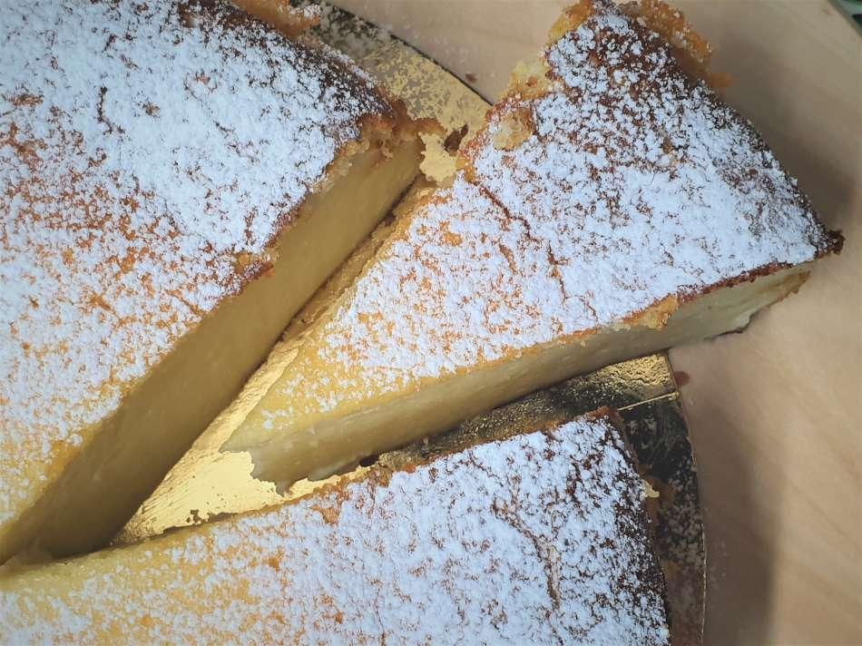 עוגת גבינה לעצלנים