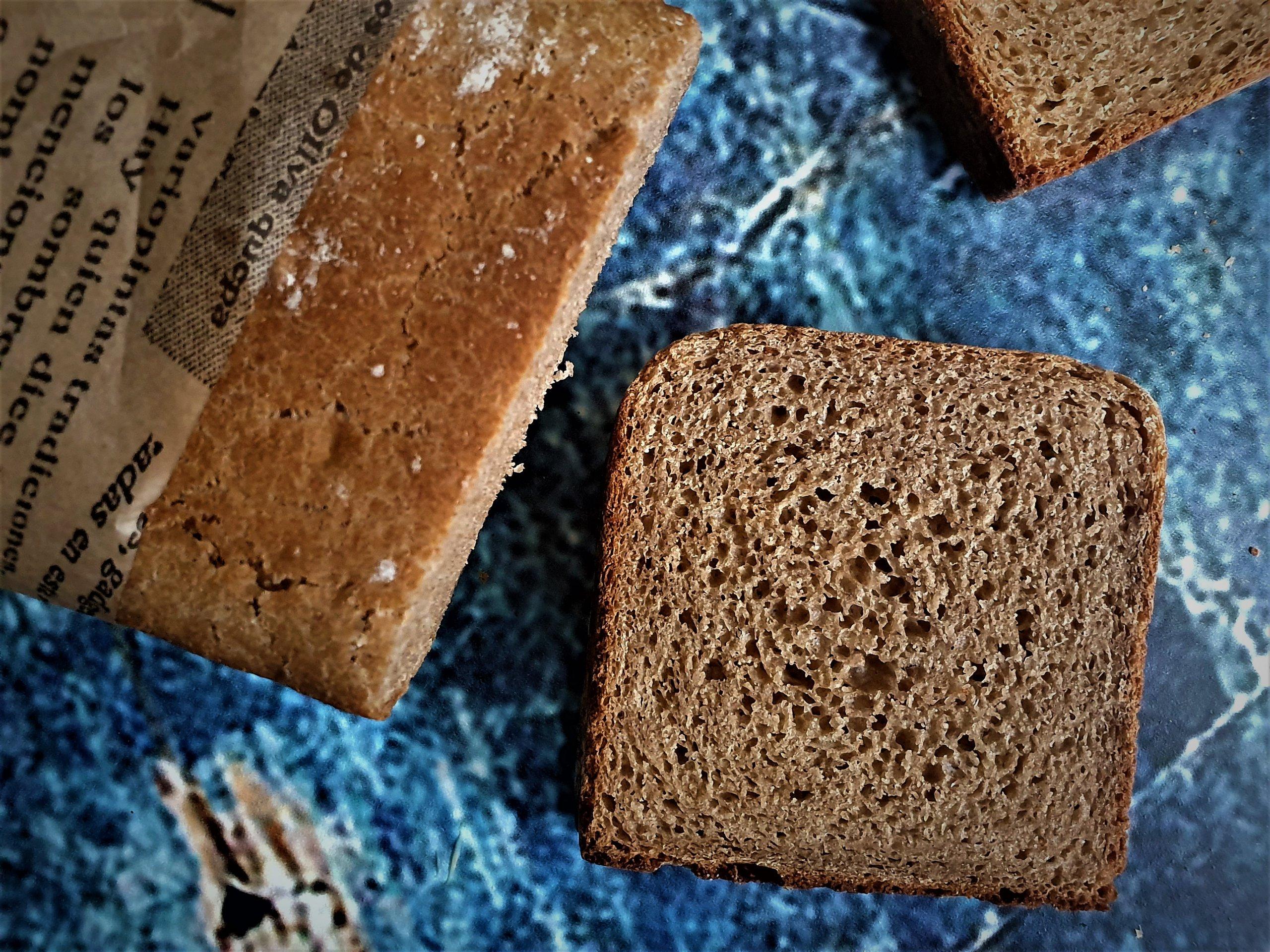 לחם כוסמין בתבנית קסטאן