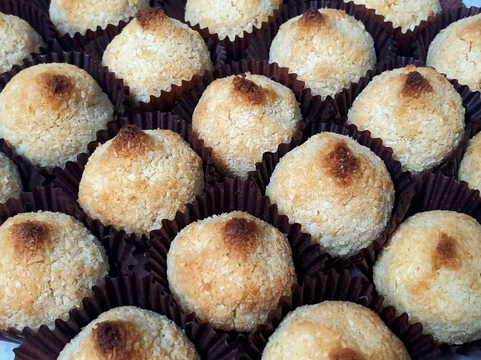 עוגיות קוקוס ללא גלוטן כשרות לפסח