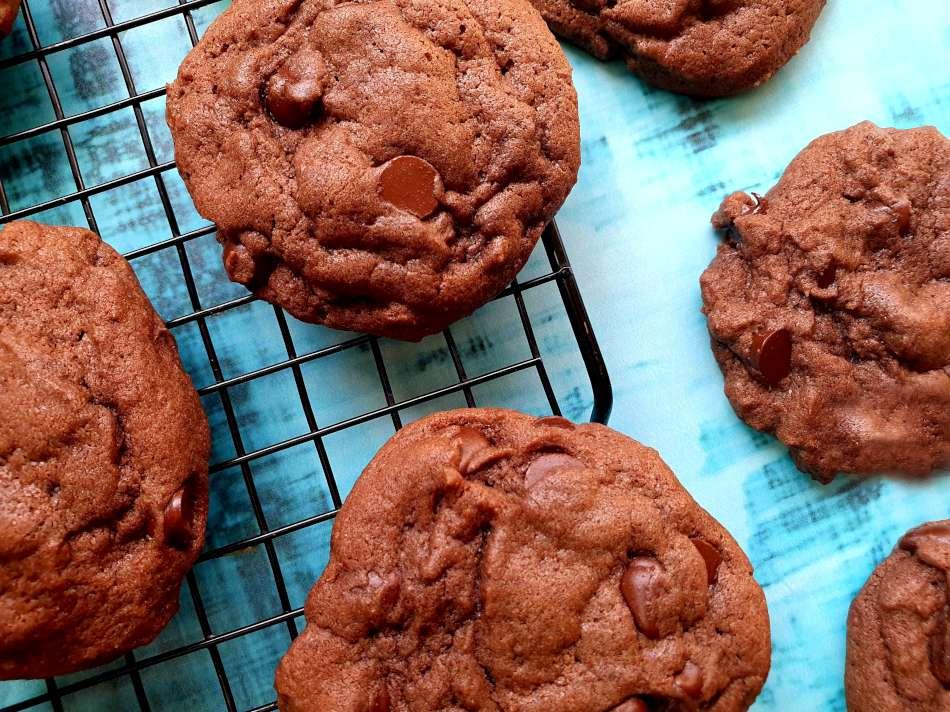 עוגיות שוקולד צ'יפס שוקו שוקו