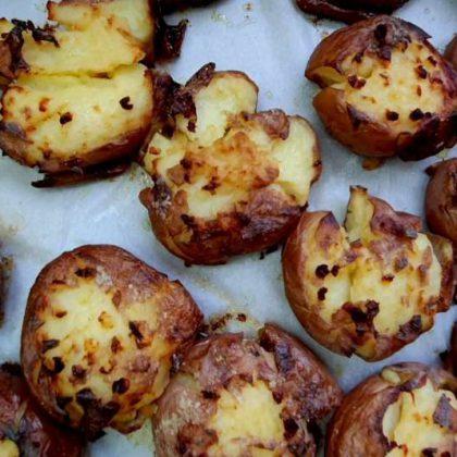 תפוחי אדמה קוואץ בתנור