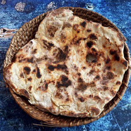 לחם יווני שטוח
